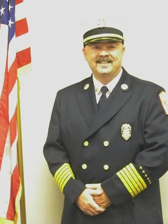 John Centers Fire Chief